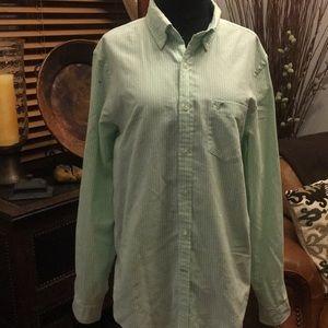 American Eagle men's long sleeve shirt NWT